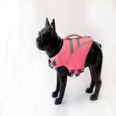 Chaleco Salvavidas para perros color Rosa