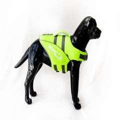 Chaleco Salvavidas para perros color Neón
