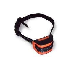 Collar antiladridos automático Daonly para perros pequeños color Naranja