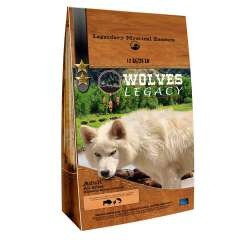 Pienso Wolves Legacy All Adult Breed sabor Buey, Ave y Salmón