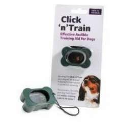 Clicker de adiestramiento Sharples para perros