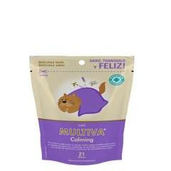 Suplemento relajante Multiva Calming Cat para gatos
