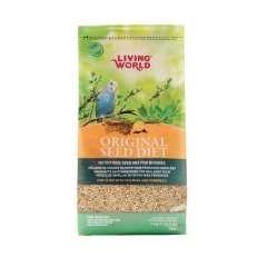 Semillas LW original para periquitos sabor Natural