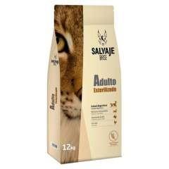 Pienso Salvaje Base Esterilizado para gatos