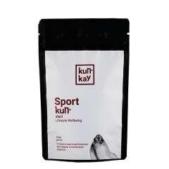 Suplemento Sportkun Start para el rendimiento deportivo