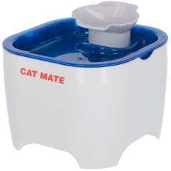 Bebedero/Fuente para mascotas color Blanco
