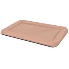 Colchón cama para perros color Beige