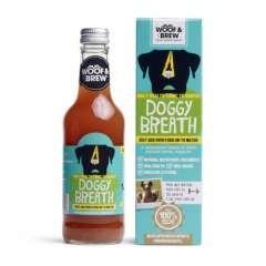 Bebida Doggy Breath para perros