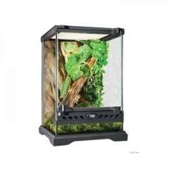 Terrario para reptiles y anfibios color Transparente