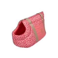 Bolsa de transporte para perros color Rosa
