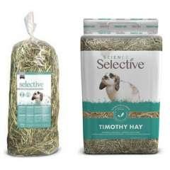 Heno Timothy para roedores sabor Natural