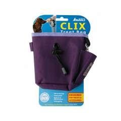 Bolsa de premios para perros color Púrpura