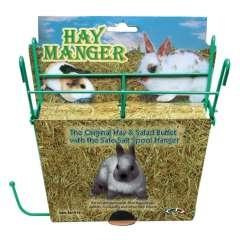 Comedero de heno para roedores