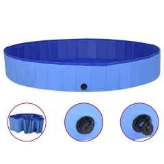Piscina para perros color Azul
