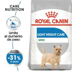 Royal Canin Light Weight Care pienso seco para perro adulto mini