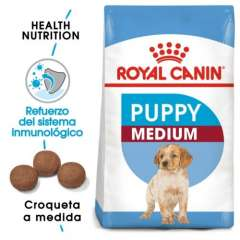 Royal Canin Medium Puppy pienso para cachorro