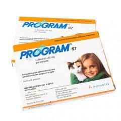 Antipulgas en suspensión oral Program S7 para gatos