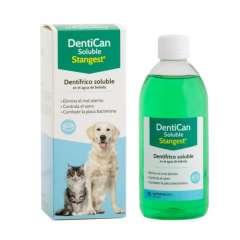 DentÃfrico soluble enjuague bucal Dentican para mascotas