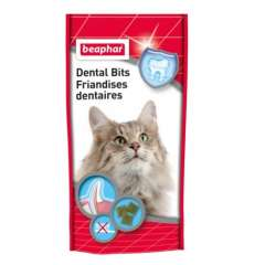 Bocaditos de clorofila para cuidado dental de gatos Beaphar