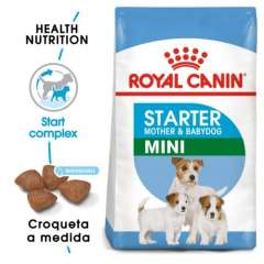 Royal Canin Mini Starter Mother & Babydog pienso para cachorro