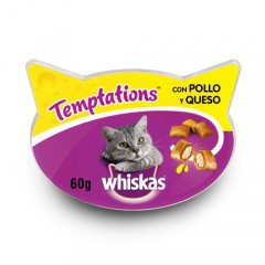 Whiskas Temptations Snack para gatos