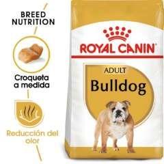 Royal Canin Bulldog Adult pienso seco para perro adulto