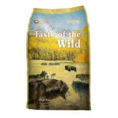 Taste of the Wild High Prairie Canine con Bisonte y venado
