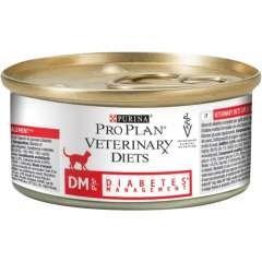 Comida húmeda PURINA PRO PLAN VETERINARY DIETS DM Diabetes para gatos