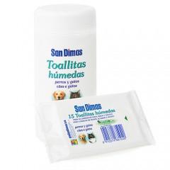 Toallitas Húmedas para la higiene de las mascotas