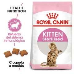 Royal Canin Kitten Sterilised pienso para gatito
