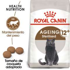 Royal Canin Ageing 12+ Sterilised pienso para gato sénior esterilizado