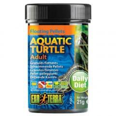 Alimento flotante para tortugas acuáticas Adultas EXO TERRA