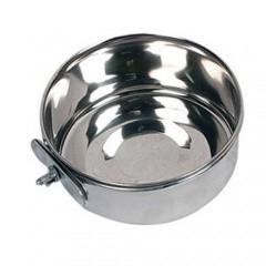 Comederos de acero inoxidable con tuerca para roedores