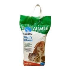 Alfalfa para conejos y roedores Cominter