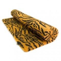 Alfombra absorbente 'Siempre seca' estampado tigre