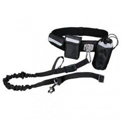 Cinturón de canicross 'manos libres' para correr con mi perro