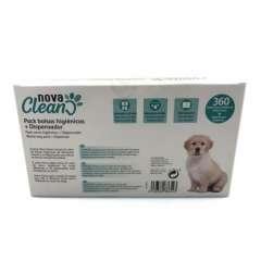 360 bolsas higiénicas Nova Clean para perros