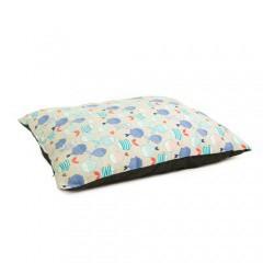 Cama colchón estampado peces TK-Pet Ariel