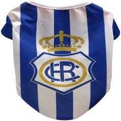 Camiseta Recreativo de Huelva para perros color Multicolor