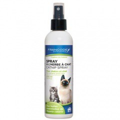 Catnip para gatos en spray Francodex