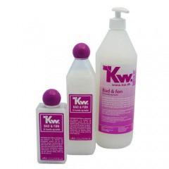 Kw Champú 2 en 1 con acondicionador de aceite de visón