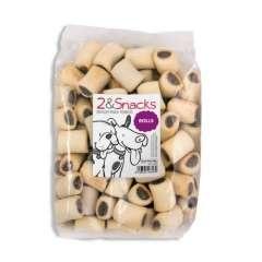 Chuches para perros 2&Snacks Rolls