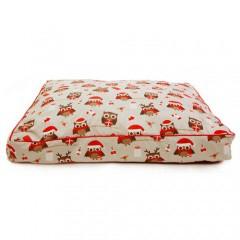 Colchoneta cama TK-Pet Christmas Buho