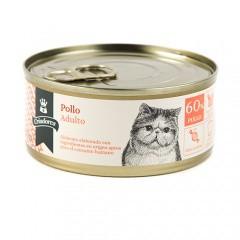 Comida húmeda para gatos Criadores Adulto de pollo