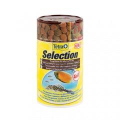 Comida para peces tropicales Tetra Selection 4 en 1
