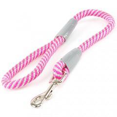 correa de nylon redondo para perros varios colores color