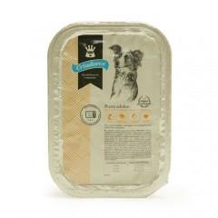 Criadores bandeja de paté con cordero para perros adultos