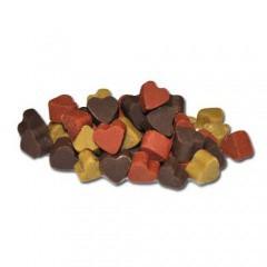 Snack Criadores Húmedos Mini corazones para perros