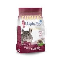 Cunipic Alpha Pro pienso para chinchillas Grain Free
