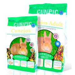 Cunipic Pienso completo para conejos Adultos